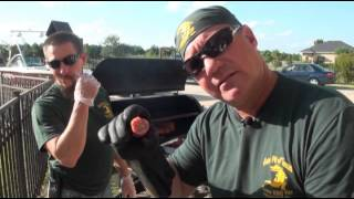 Gator Pit Of Texas, King Of The Grill: Cooking With Ritch And Kirk