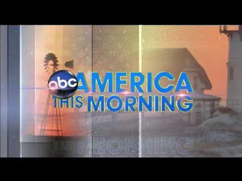 World News Now / America This Morning headlines (720p)