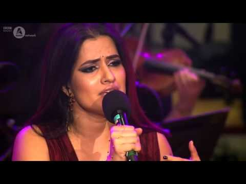 Sona Mohapatra -  Chingari koi bhadke LIVE with BBC Philharmonic