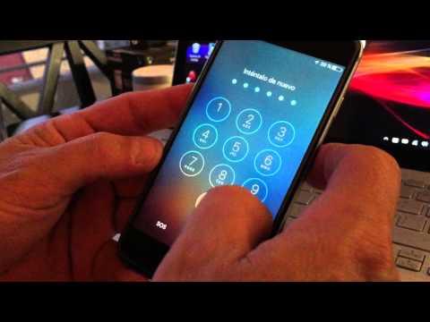 Configuracion APN iPhone 6S Personal 4G Argentina