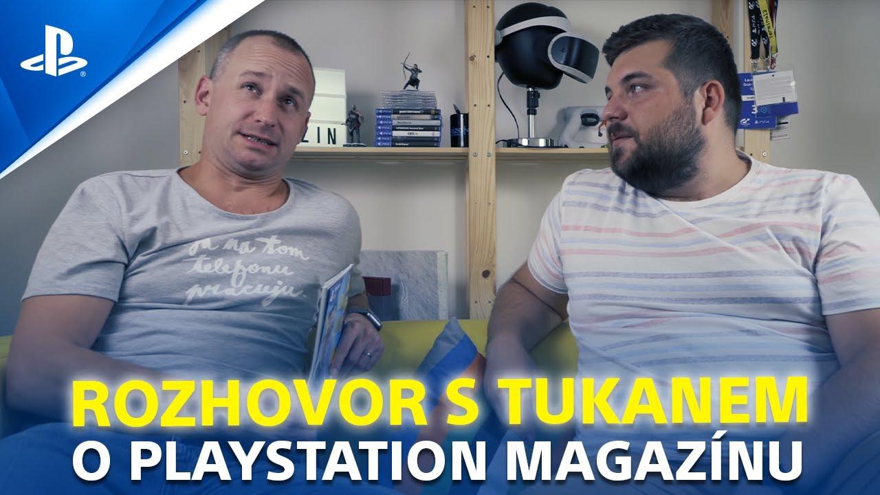 PS Magazín feat. Mikoláš Tukan Tuček  | PlayStation Play