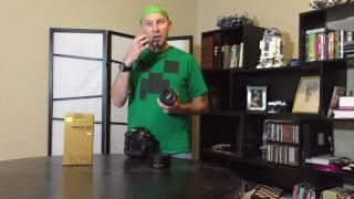 Surprise! Nikon 105mm f/1.4E ED