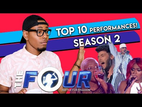 TOP 10 Performances on Season 2 of FOX's THE FOUR!