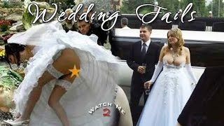Ultimate Wedding Fail Compilation 2016   Funny Videos Fails Marriage