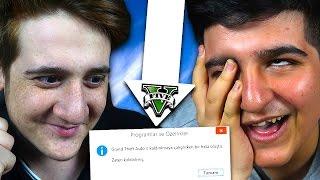 GTA 5'İ SİLDİM !! - 1 DK BİLGİSAYAR ELE GEÇİRME CHALLENGE !