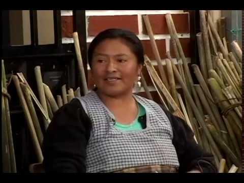 Entrevista a Zoila Sangurima Artesana
