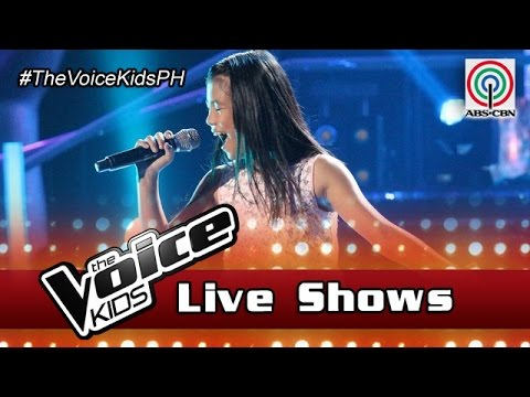 "The Voice Kids Philippines 2016 Live Semi-Finals: ""Paano Bang Mangarap"" by Antonetthe"