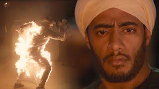 موسي حرق حميد بعد ما كسر ضهر امه / مسلسل موسي - محمد رمضان