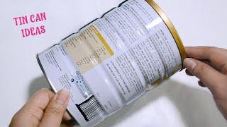 3 SMART TIN CANS IDEAS!  Best Reuse Idea