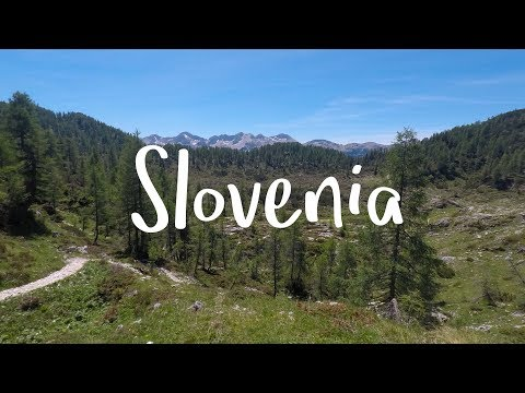 Roadtrip to Slovenia | Traveling with GoPro