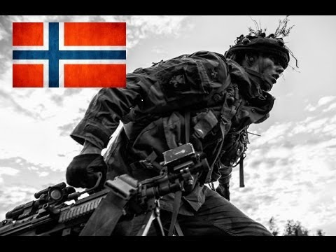 Norwegian Army in One Minute