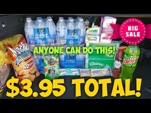 Dollar General Free Stuff & Deals! $5/$25 couponing EASY