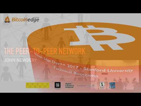 Dev++   John Newbery - Bitcoin Peer-to-Peer Network