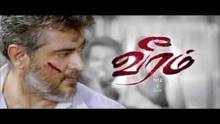 VEERAM - | Official Teaser | |  THALA  | HD 720p [KINGMAKER's Arena]