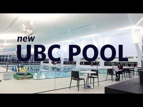 Check out the New UBC Aquatic Centre | UBC Recreation