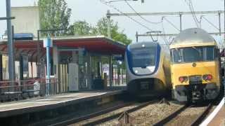 Treinen in Nederland