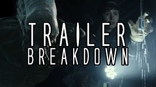 ALIEN COVENANT (2017) Full Length Trailer BREAKDOWN + THEORIES