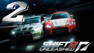 Прохождение Need for Speed: Shift 2 #2 ( Ночь )