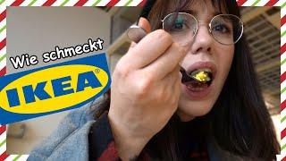 Eigentlich 1 Tag nur IKEA Food Challenge! (Vlogmas #3)