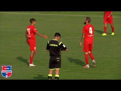 Virtus Ciserano Bergamo-Desenzano Calvina 0-1, 4° giornata d'andata Serie D girone B 2020-2021