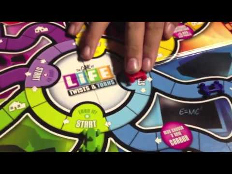 Game Of Life Twists And Turns