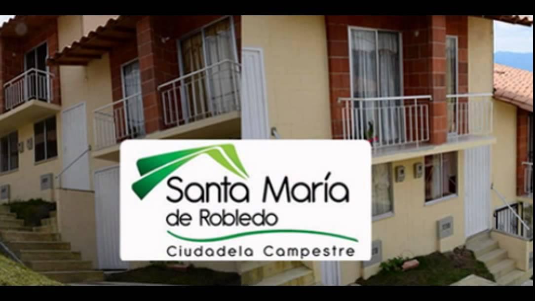 Proyecto De Casas En Robledo Medell N Santa Maria De