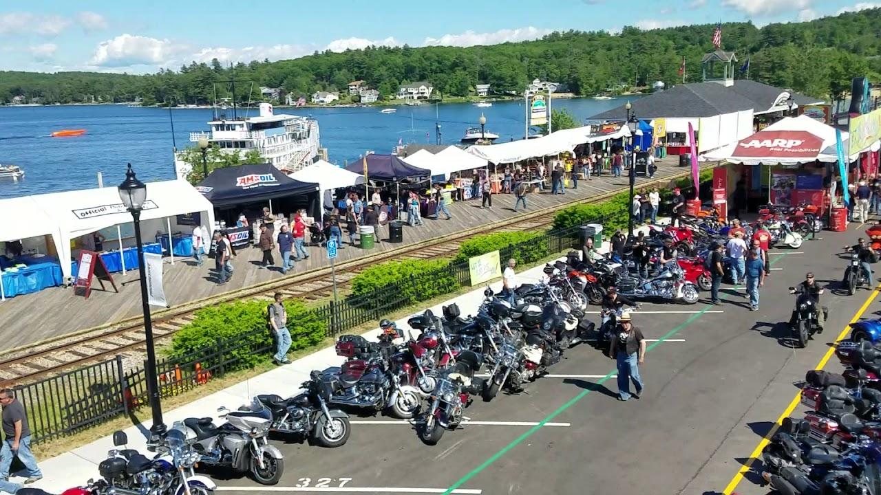 Laconia Bike Week 2018 New Hampshire Main Street