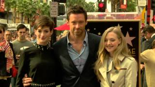 Hugh Jackman's Hollywood Blvd Walk of Fame Star Ceremony - Pt 4 of 4