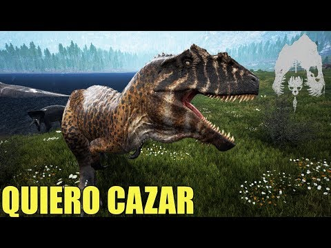 The Isle - UN CARNÍVORO EN APUROS - THE ISLE GAMEPLAY ESPAÑOL #126