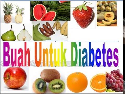 Buah Untuk Diabetes