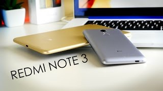 Xiaomi Redmi Note 3 Review - The Midrange Flagship.
