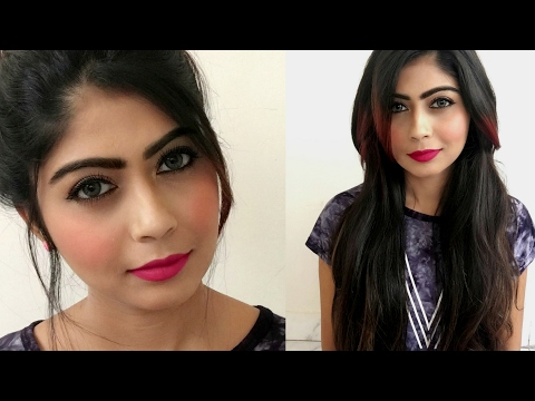 Lakme | One Brand Makeup tutorial |Affordable Products | Rinkalsoni