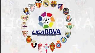 Clasificación de la liga bbva jornada 7