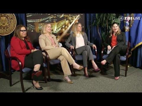 Women Rising: Stories From Trailblazing Female Leaders of the FBI