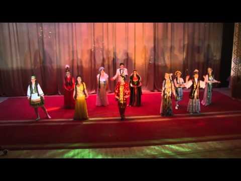 Казахский язык — Википедия