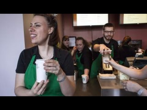 Starbucks doubling its free college tuition offer