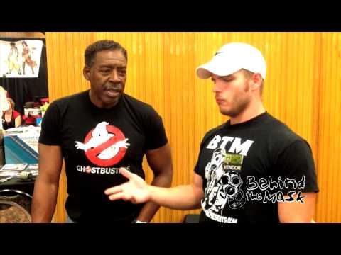 Ernie Hudson Talks GHOSTBUSTERS 3 and Bill Murray - INTERVIEW 8/16/13