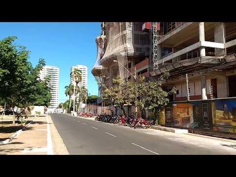 Avenida Dom Cesário E Praça Pedro Américo - Imperatriz Maranhão. Julho/2017.
