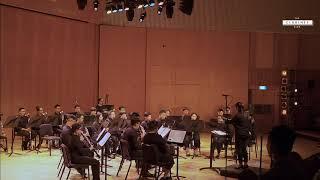 Largo Religioso • The Clarinet Club & AudioImage Wind Ensemble Clarinets