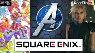 Square Enix Could Steal The Show At E3 2019 | Road To E3