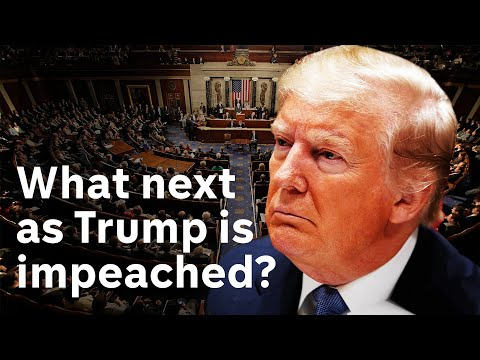 Impeachment: The Trial of President Donald J Trump will happen in the New Year