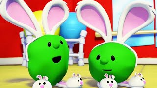 VeggieTales | Hopperana | Veggie Tales Silly Songs With Larry | Kids Cartoon | Videos For Kids