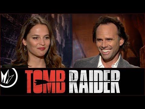 Regal Cinemas: Tomb Raider: Sit Down With the Stars feat. Matthew Hoffman – Regal Cinemas [HD]