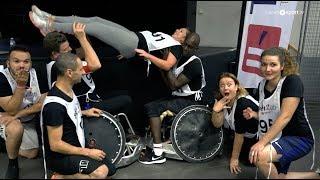 Sport2Job - Le nouveau mercato de l'emploi ! - Handisport TV