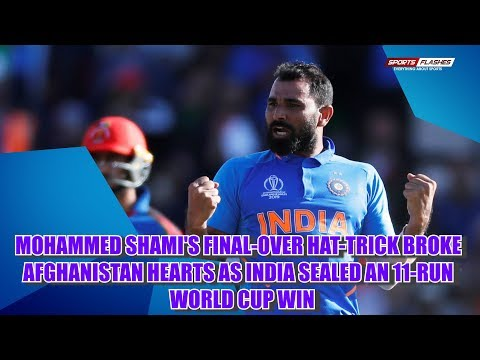 India Vs Afghanistan Match Review By Boria Majumdar   World Cup 2019