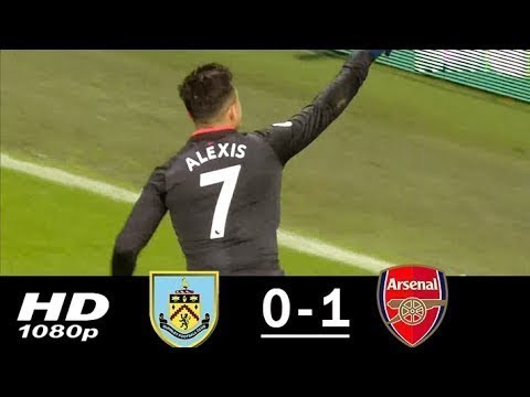 Arsenal vs Burnley 1 0 All Goals & Highlights 26 11 2017