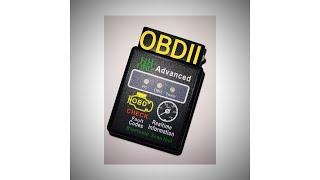 Сканер OBD II/ ПОДКЛЮЧЕНИЕ СКАНЕРА/ЧТЕНИЕ ОШИБОК/УДАЛЕНИЕ ОШИБОК