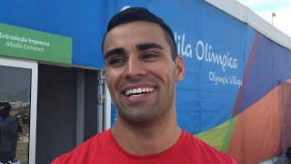 Oiled Flag Bearer From Tonga Says Journey Has Been About The Struggle And The Shine