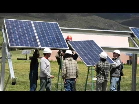 Overview of Technical Solar PV Training at Solar Energy Inte