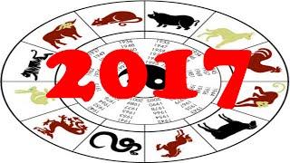 Восточный гороскоп на 2017 год. Общий